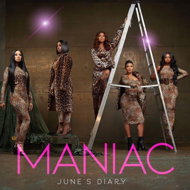 June's Diary Maniac