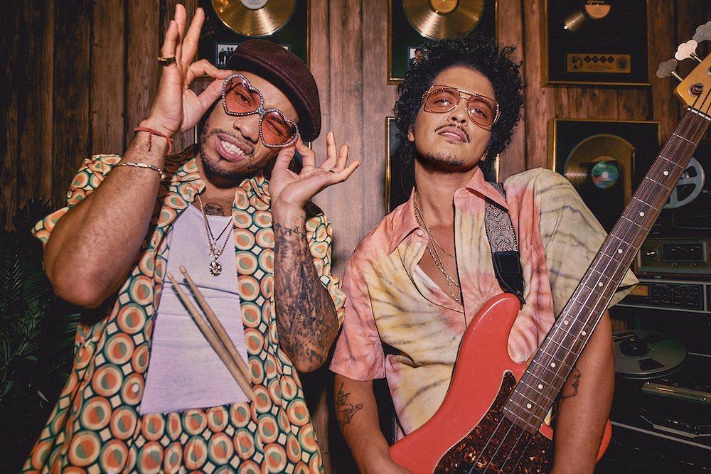 Silk Sonic Makes History on Billboard Adult R&B Songs Chart