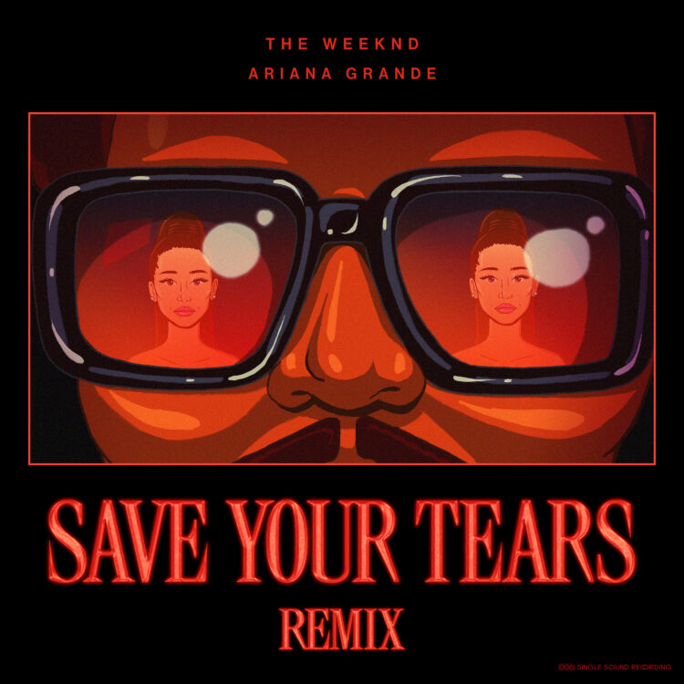The Weeknd and Ariana Grande Save Your Tears Remix