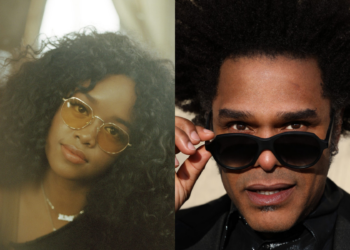 H.E.R. and Maxwell Lights On Festival